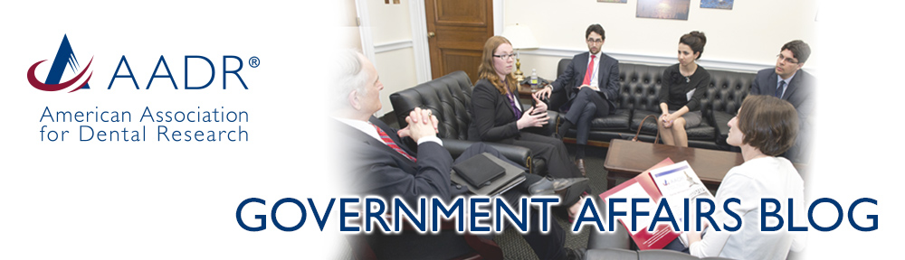 AADR Government Affairs Blog