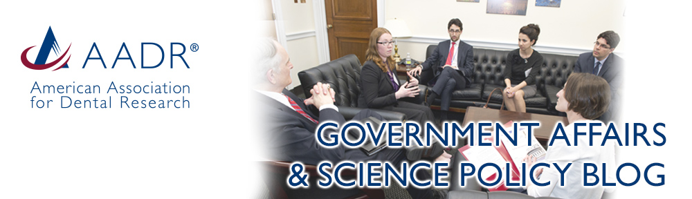 AADR Government Affairs & Science Policy Blog